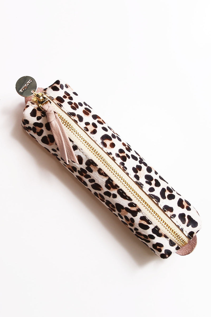 Pretty Little Thing Case Mini Leopard