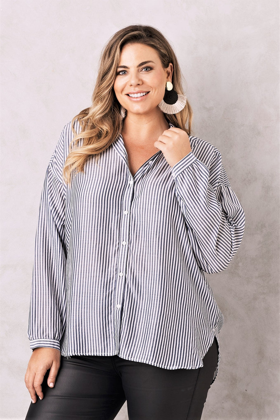 Astrid Striped Shirt