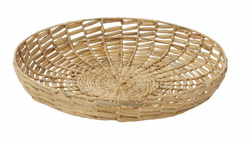 Pawnee Wall Art Basket 60cm Natural