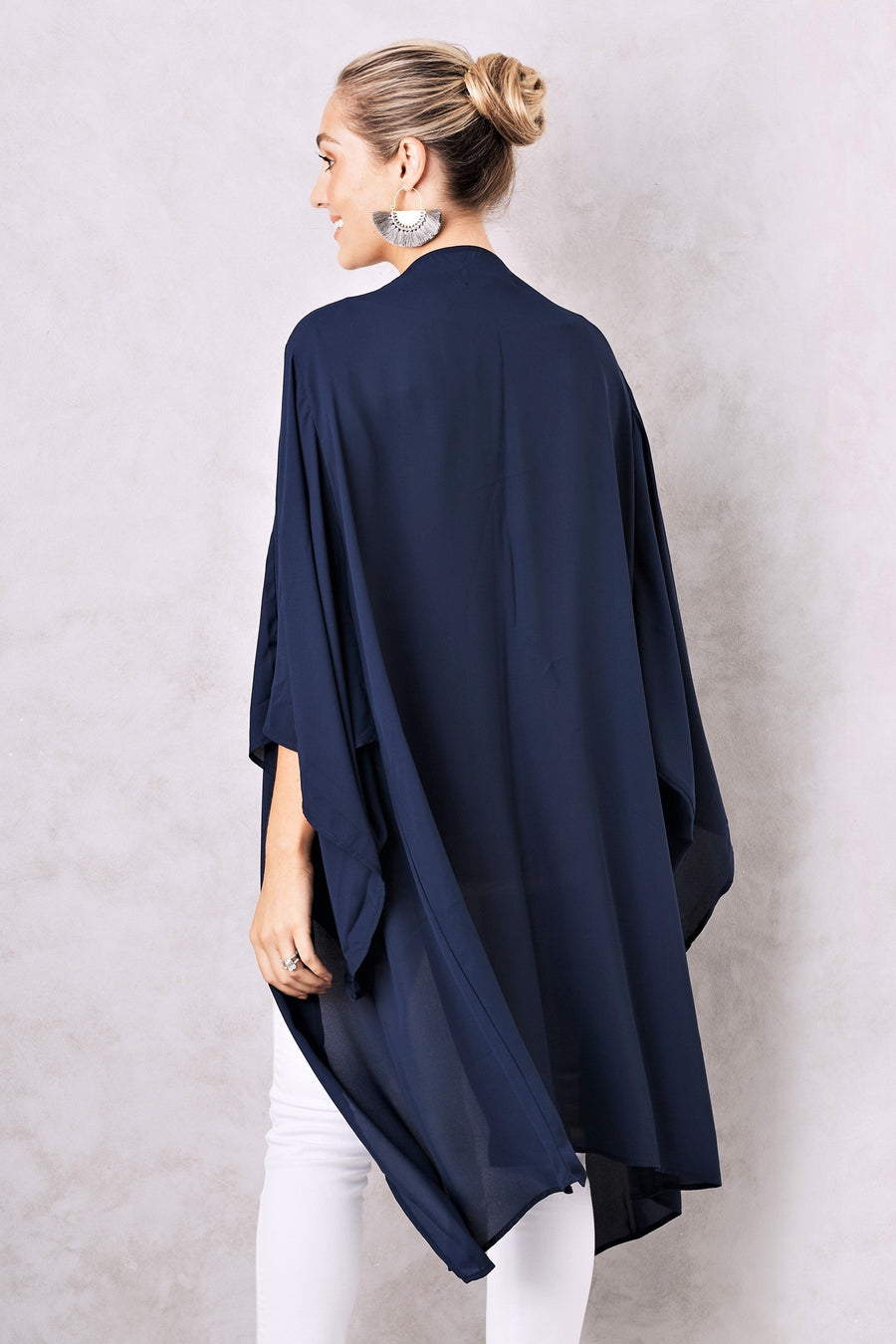 Essential Cape Navy