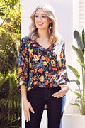 Avignon Top Bella Print