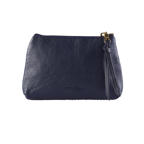 Coin Purse Navy SL
