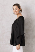 Angel Top Black