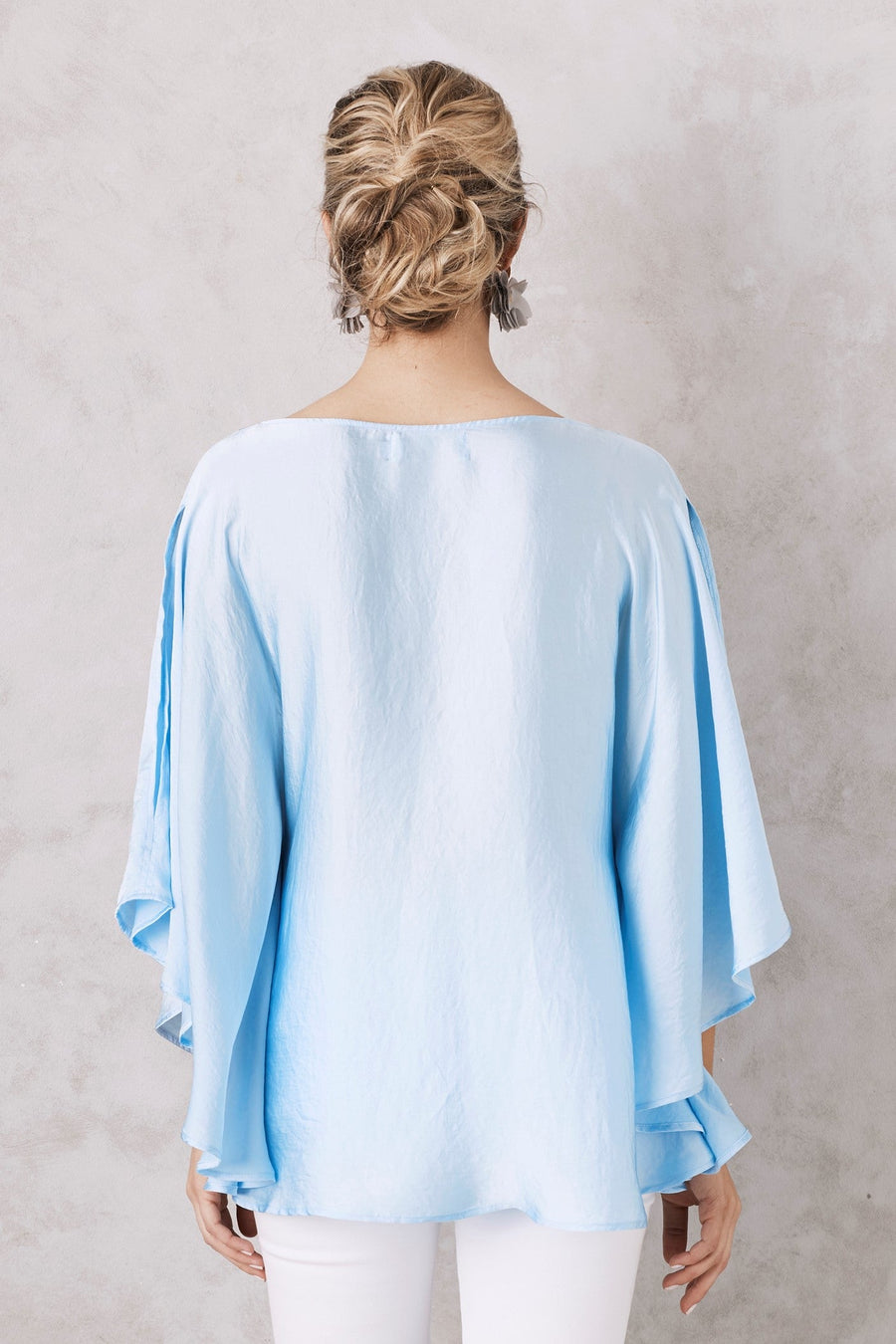 Angel Top Blue