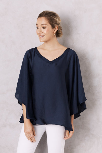 Angel Top Navy