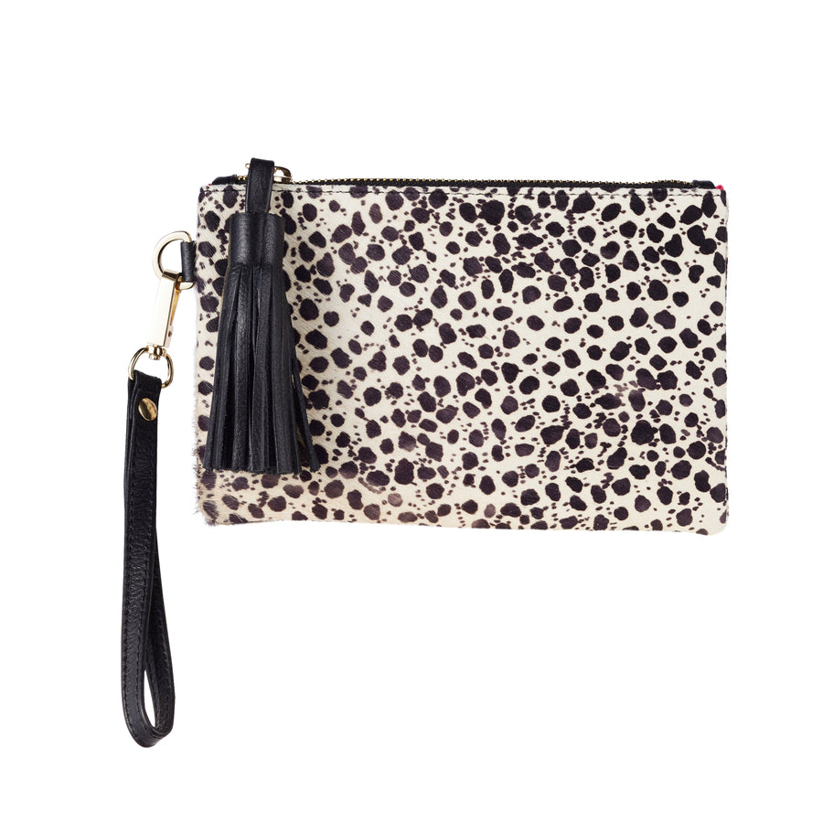 Mini Masai Mara Clutch Cheetah
