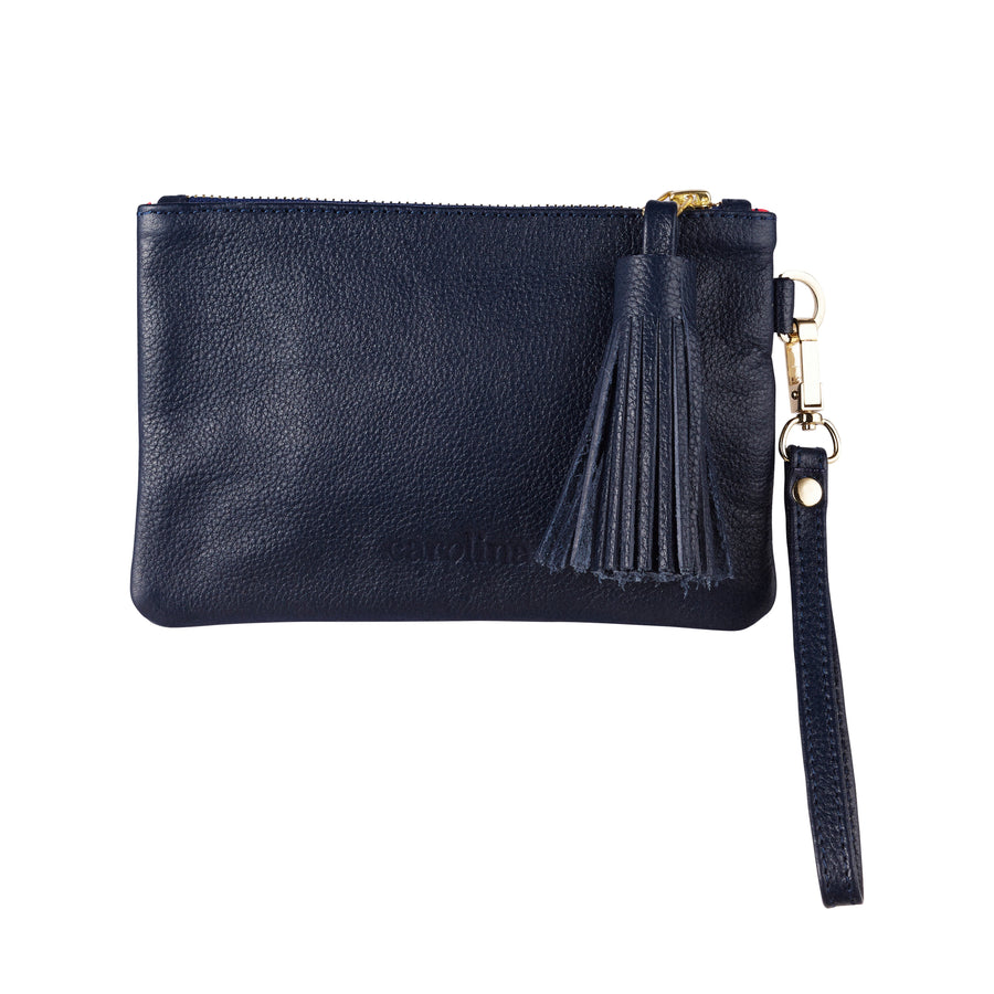 Mini Masai Mara Clutch Navy SL