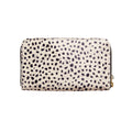 Zipper Wallet Cheetah