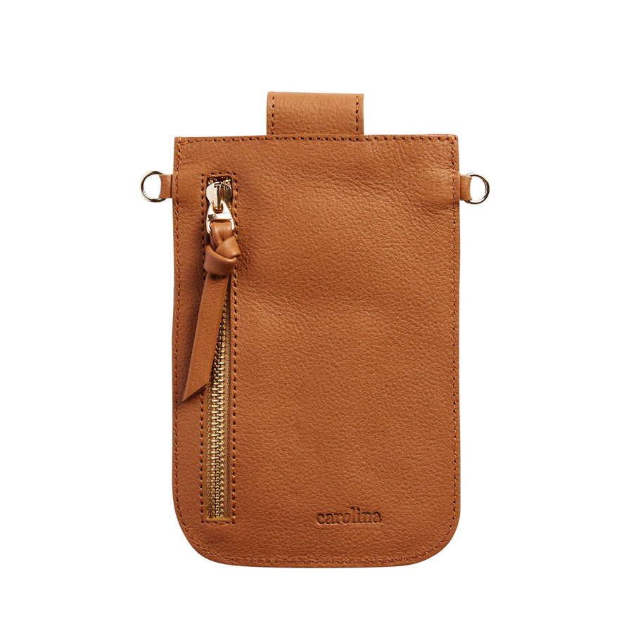 Mobile Phone Holder Tan SL