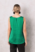 Chloe Top Emerald