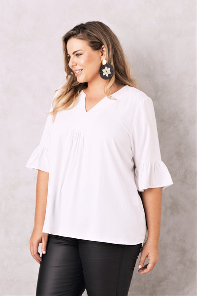 Portofino Top White