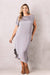 St. Tropez Dress Grey