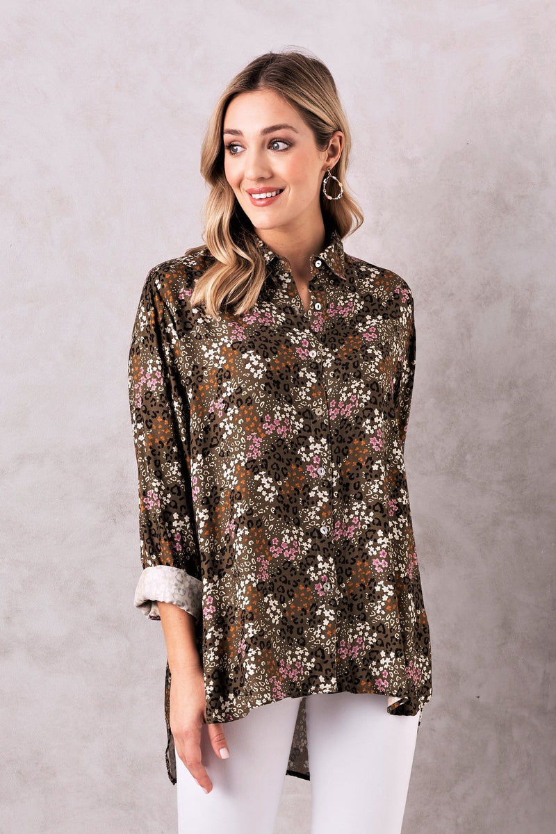 Freya Long Sleeve Shirt