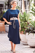 St. Tropez Dress Navy