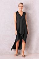 Mila Dress In Black