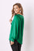 Avignon Long Sleeve Top Emerald