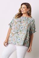 Hazel Short Sleeve Top