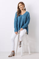 Katrina Jumper Warm Blue