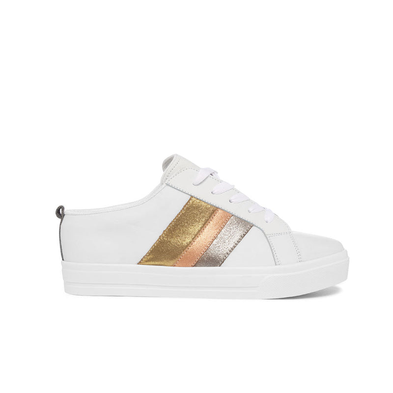 Cali Sneakers Metallic