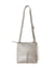 Barcelona Leather Handbag Grey SL -Pre-Order