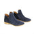Seattle Suede Boots Navy