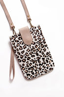 XL Mobile Phone Holder Mini Leopard