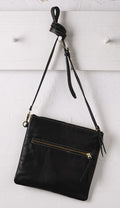 Lucy Leather HandBag Black