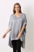 Nice Tunic Grey with V Neck