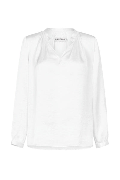Palermo Top in White