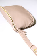 Briana Belt Bag Nude