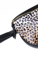 Briana Belt Bag Giraffe Cowhide