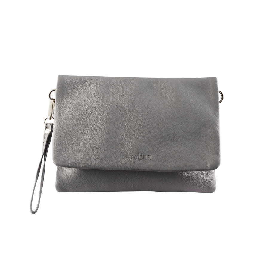 Ella Clutch Grey
