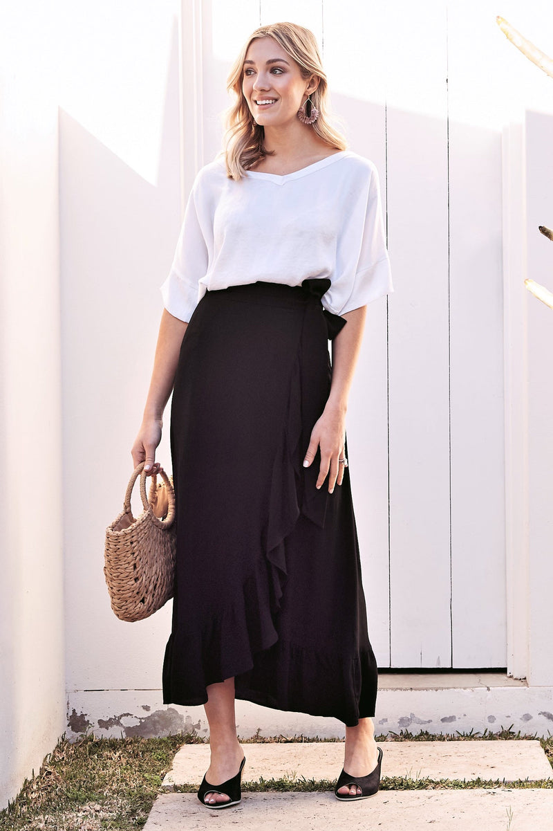 Endless Summer Wrap Around Skirt