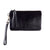 Mini Masai Mara Clutch All Black Cowhide