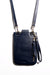 XL Mobile Phone Holder Navy Cowhide