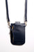 Mobile Phone Holder Navy Cowhide