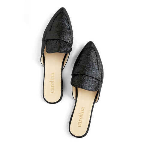 Valerie Mules in Black