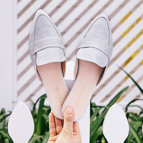 Valerie Mules Silver