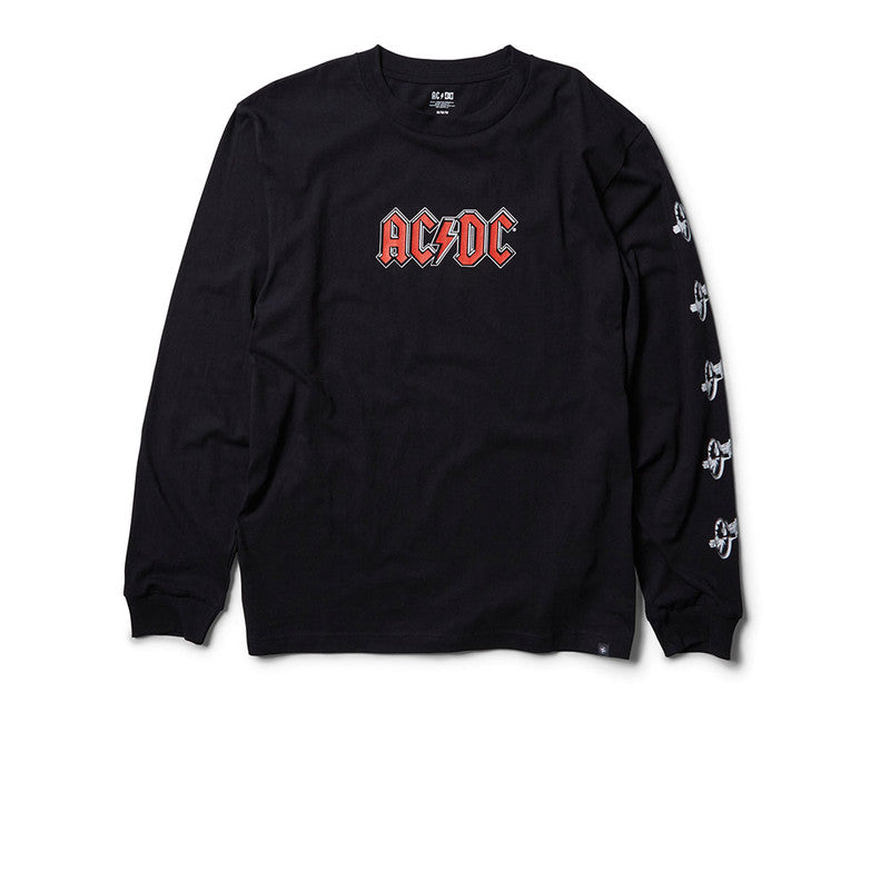 Acdc About To Rock Longsleeve Apparel