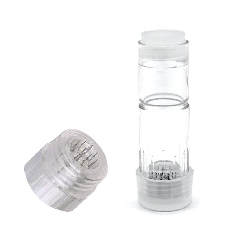 12 Pin Replacement Cartridges for Hydra Pro with Serum Capsule 10X