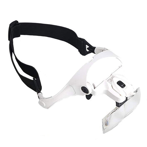 5 Lenses Magnifying Glasses with LED Light | Wholesale