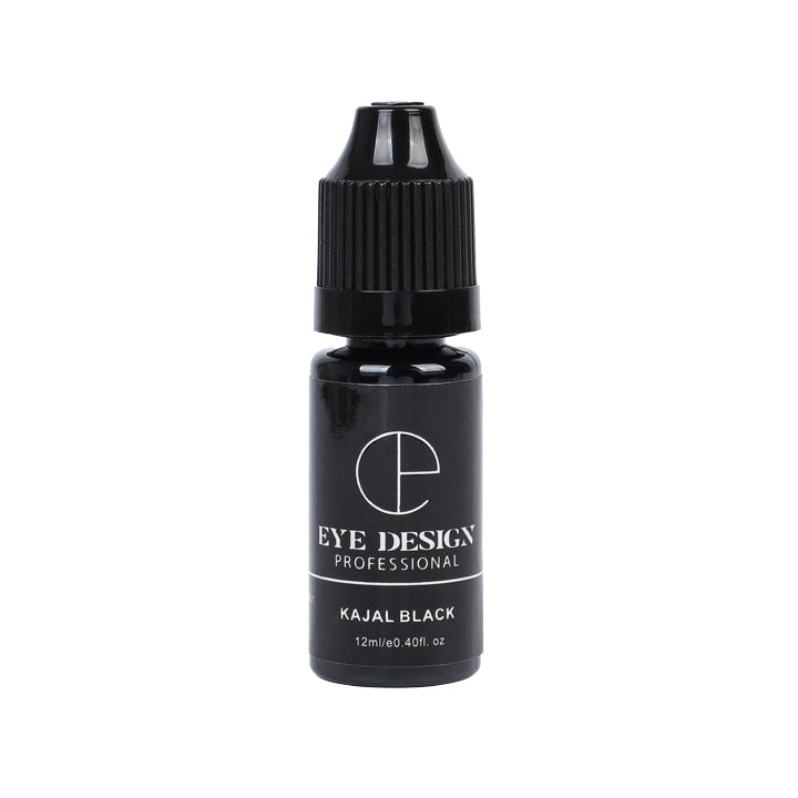 Eye Design Professional Eyeliner Pigment Kajal Black