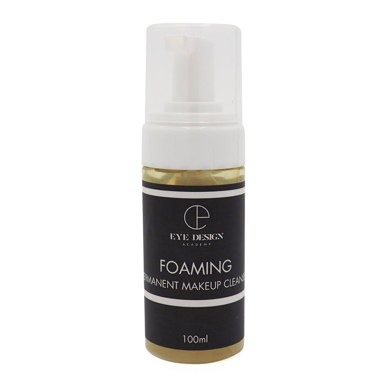 Foaming Permanent Makeup Cleanser – 100ml