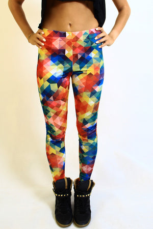 Block Party legging