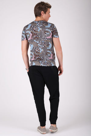 Tribal Heptagon shirt