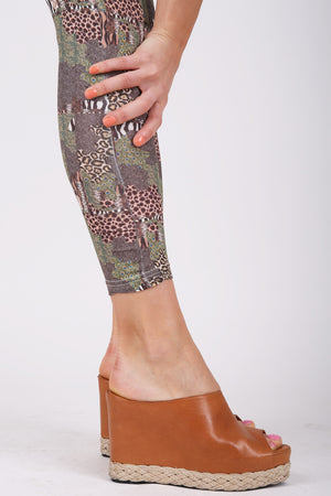 Im Wildlife Baby legging