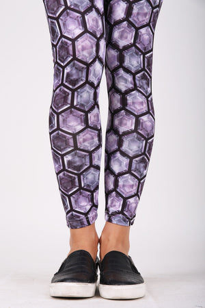 Honey Bee Jewel legging