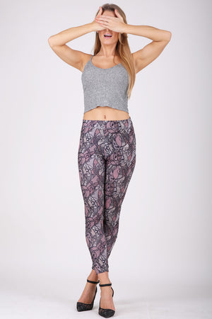 Lace it Right legging