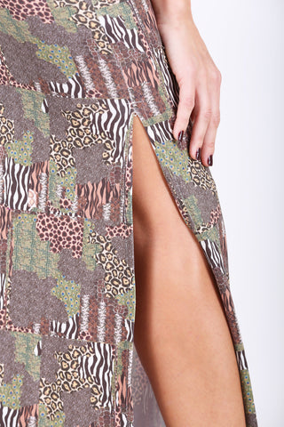 Im Wildlife Baby skirt
