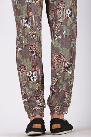 Im Wildlife Baby harem pants